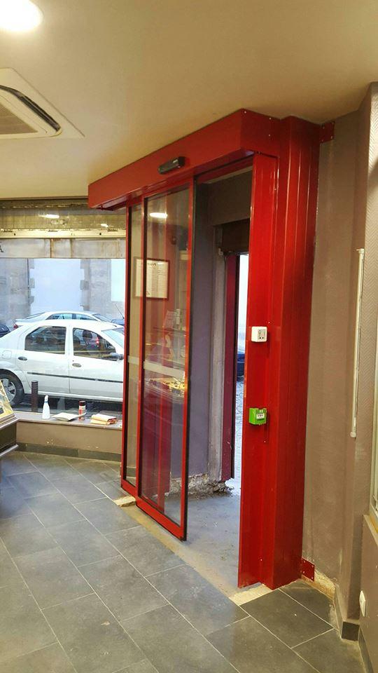 Porte automatique