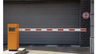 Porte automatique industrie